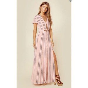The Privacy Please Sherman Maxi Dress - S